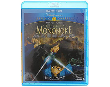 もののけ姫 北米版 / Princess Mononoke(監督:宮崎駿 スタジオジブリ)