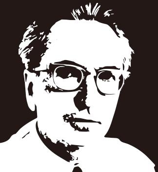 ヴィクトール・エミール・フランクル(Viktor Emil Frankl)の顔写真