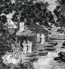 「三顧の礼」の画像