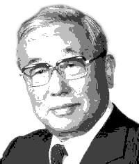 豊田英二の自画像