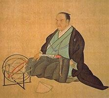 大塩平八郎の自画像